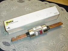 Bussmann Fusetron FRS-R-200 Dual-Element Time Delay Fuse Current Limiting NEW!