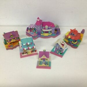 Vintage Collection of Bluebird Polly Pockets No Figurines #327