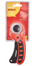 45mm Rotary Cutter Sewing Quilting Craft Roller Fabric Cutting Tool Hobby