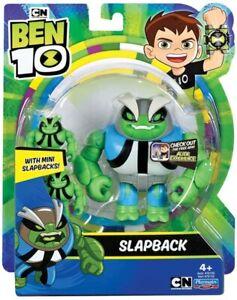 Ben 10 Slapback CN Playmates Cartoon TV Toy 5-Inch Action Figure NEW