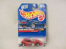 Hot Wheels Game Over 1999-960 Twin Mill Ii Red Noc 1:64 (1116) 21308