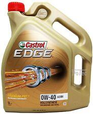 Castrol EDGE FST 0W-40 5 L Motoröl BMW Longlife-01 MB 229.3 229.5 VW Mercedes