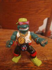 TMNT 1991 RAPPIN' MIKE (GOLD BRASS KNUCKLES VARIANT)