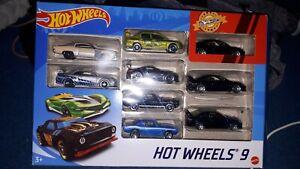 Hot wheels fast and furious 9pack ( original cars) tokyo drift-2 fast 2 furious