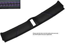 Púrpura Stitch hardtop roof top Panel Skin Tapa se ajusta Porsche 986 Boxster 96-04