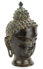 Buddha Head Antique Bronze - Cremation Ashes Adult Infinity Art Urn UU140007C