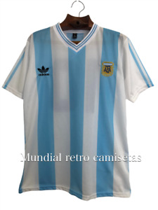 Maradona Argentina world cup 1990 jersey maglia camiseta  (retro)