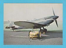 AEROPLANES -  AFTER THE BATTLE POSTCARD  -  SPITFIRE  AEROPLANE  -  CARD  P 101