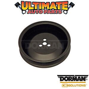 Dorman: 300-912 - Vacuum Smog Air Pump Pulley
