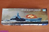 Trumpeter  05303 1/350 USS North Carolina BB-55 Hot
