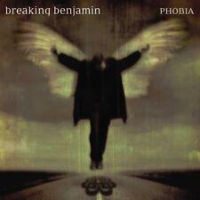 BREAKING BENJAMIN - PHOBIA   CD NEW!