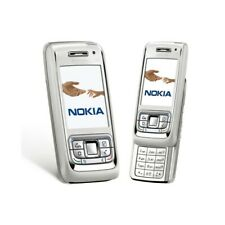 Phone Mobile Nokia E65 Slide White 0.1oz Wifi Bluetooth GPS Umts Top Quality