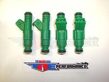 Flowmatched Tre 42lb Carburante Iniettori Bosch E30 S14 M10 Turbo Dohc 440cc/Min