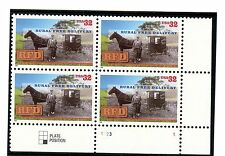 US  3090 Rural Free Delivery 32c - Plate Block of 4 - MNH - 1996 - 1123-1  LR