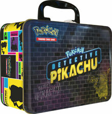*Pokemon - Detective Pikachu Collector's Chest Lunch Box*