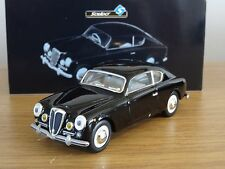 SOLIDO LANCIA AURELIA GRAN TURISMO 1951 BLACK CAR MODEL 1:43 5913531 HK531