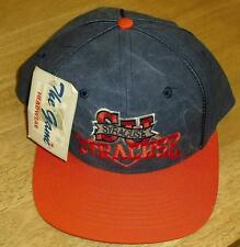 Syracuse hat VINTAGE snapback RaRe 90's original cap stone washed look WITH TAG!