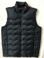 Nike Air Jordan Mens Flight Hyperply Down Vest SIZE 2XLT Black 682805 NEW