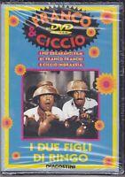dvd FRANCO FRANCHI & CICCIO INGRASSIA - I DUE FIGLI DI RINGO nuovo 1966