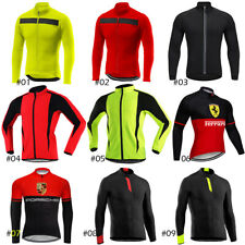 Cycling Jersey Bicycle Shirt Downhill Bike MTB MX Sports Long Jacket Motocross
