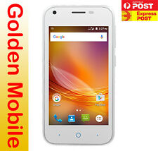 "Brand New Unlocked 4G LTE ZTE ZIP Blade Shout A110 WhiteMobile Phone 4"" 8GB"