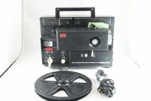 Excellent ELMO ST-600 2-Track 8mm Sound Movie Projector *658