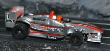 New AFX Mega G 1.7 Pro One #1 Silver & Red Indy F-1 HO Slot Car