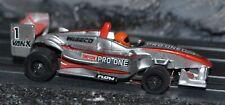 Nuevo Mega AFX G 1.7 Pro uno #1 de plata y rojo Indy F-1 Ho ranura de coche