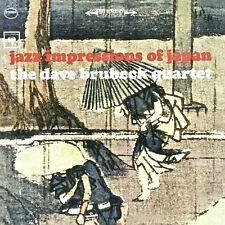 The Dave Brubeck Quartet – Jazz Impressions Of Japan (CD - Album - Remastered)