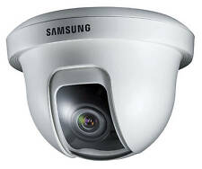 Samsung SCD-1080P High Resolution Colour Varifocal Internal Dome CCTV Camera