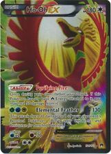 Pokemon: 1x Ho-Oh-Ex - 121/122 - Full Art Ultra Rare - Nm-Mint Xy Breakpoint