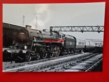 PHOTO  BR STANDARD CLASS 4 LOCO NO 75069 AT GLOUCESTER RAILWAY STATION 8/85