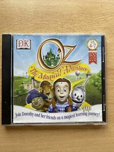 Oz: The Magical Adventure PC CD-ROM
