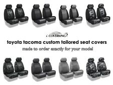 Coverking Tailored Front Neosupreme Seat Covers for Ford Bronco - Made to Order