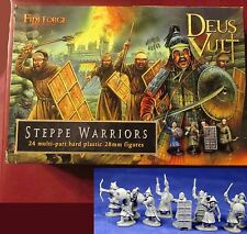 FireForge FFG008 Mongol Horde Steppe Warriors (24) Miniatures Barbarian Infantry