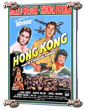 Hong Kong DVD 1952-Ronald Reagan, Rhonda Fleming, Nigel Bruce