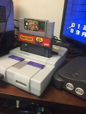 Game Genie SNES Authentic Tested