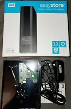 """WD Easystore External Hard Drive Enclosure 3.5"""" *Case Only* NO HARD DRIVE"""