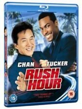 Rush Hour 5051892011686 With Jackie Chan Blu-ray Region 2