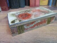 CAMERON'S PRIVATE STOCK TOBACCO TIN CAN POCKET CAMERON AND CAMERON EARLY 1900'S