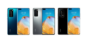 Huawei P40 Pro 5G 256GB ELS-NX9 Unlocked  Android Smartphone Excellent Device