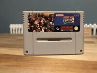 Donkey Kong Country 2 Diddy's Kong Quest Super Nintendo SNES