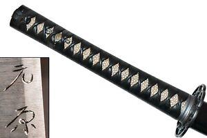 *MOTOHARA* Japanese Samurai Sword NIHONTO KATANA MINT CONDITION TAMESHIGIRI IAI