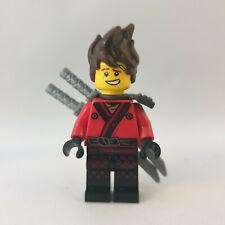 Lego Minifigure Ninjago Movie - Kai with Katanas 70608 70629