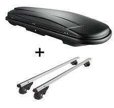 Caja de techo vdpjuxt600l + barandilla aluminio-portador vdp004xl Ssang Yong