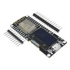 "ESP8266 ESP-12F nodemcu wemos Wifi Micro USB CP2102 board de desarrollo OLED de +0.96"""