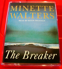 Minette Walters The Breaker 2-Tape Audio Book Kevin Whately Crime