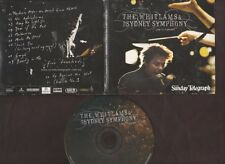 The Whitlams & The Sydney Symphony - Live In Concert - 2007 digipak CD