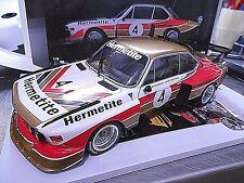 BMW 3.5 CSL Hermetite Gr.5 1976 #4 Fitzpatrick Walkinshaw 1976 Minichamps 1:18