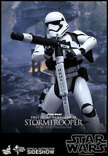 Sideshow Hot Toys Star Wars EP7  First Order Heavy Gunner Stormtrooper 1/6 Figur